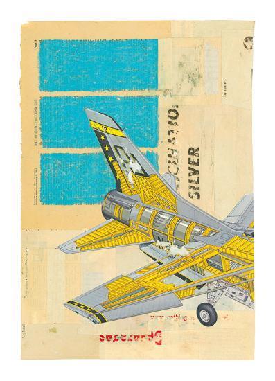 Jet No. 2-Kareem Rizk-Art Print