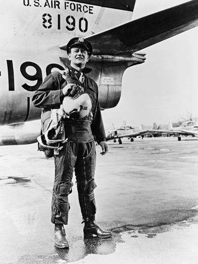 Jet Pilot, 1957--Photographic Print