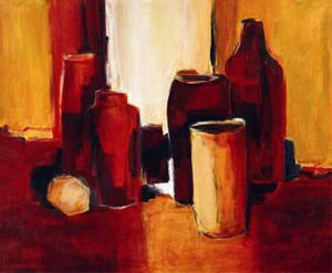 Cans and Bottles II by Jettie Roseboom
