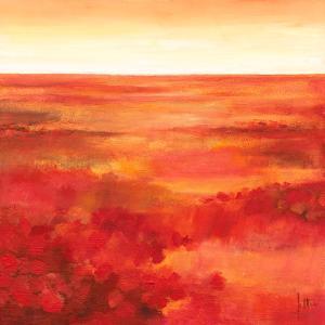 Wild Flowers I by Jettie Roseboom
