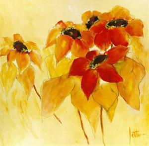 Sunshiny I by Jettie Rosenboom