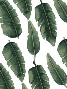 Banana Leaf Painting by Jetty Printables