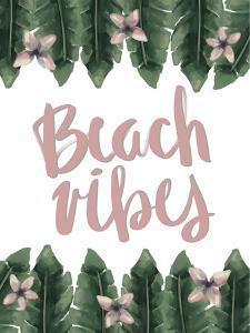 Beach Vibes Typography by Jetty Printables