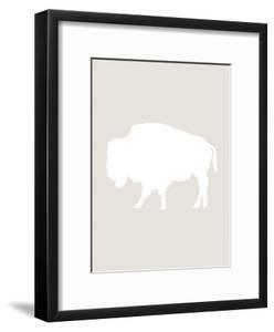 Beige White Buffalo by Jetty Printables