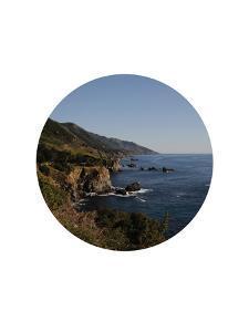 Big Sur Circle by Jetty Printables