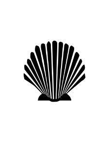 Black Shell by Jetty Printables