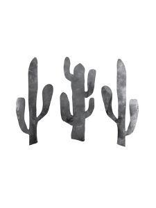 Black White White Cactus by Jetty Printables