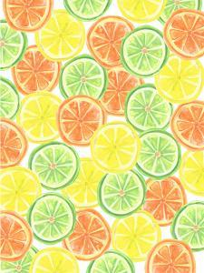Citrus Pattern by Jetty Printables
