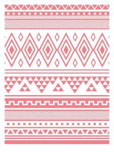 Coral Tribal by Jetty Printables