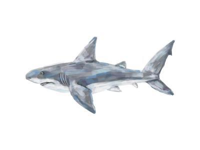 Great White Painting