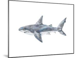Great White Painting by Jetty Printables