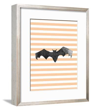 Halloween Striped Bat