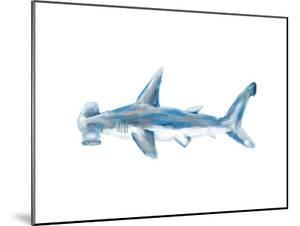 Hammerhead Shark Art by Jetty Printables