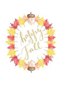 Happy Fall by Jetty Printables