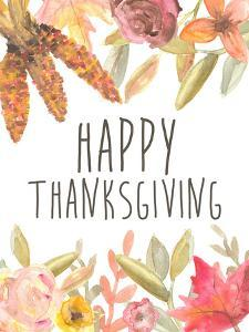 Happy Thanksgiving Festive by Jetty Printables