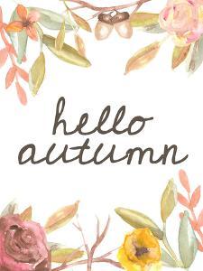 Hello Autumn Botanical by Jetty Printables