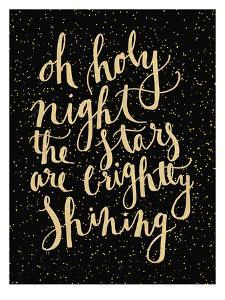 Holy Night by Jetty Printables