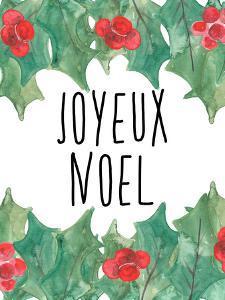 Joyeux Noel by Jetty Printables