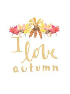 Love Autumn by Jetty Printables