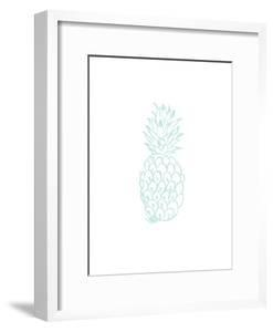 Mint Pineapple by Jetty Printables