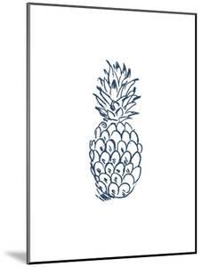 Navy Pineapple by Jetty Printables