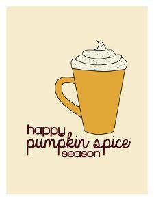 Pumpkin Spice by Jetty Printables