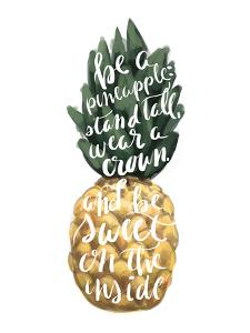Stand Tall Pineapple Art by Jetty Printables