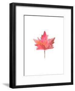 Watercolor 1 Leaf by Jetty Printables