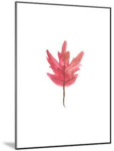 Watercolor 3 Leaf by Jetty Printables