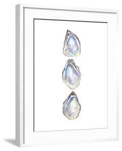 Watercolor Gulf Oyster Tri by Jetty Printables