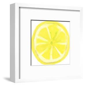Watercolor Lemon Slice by Jetty Printables