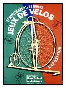 Jeux de Velos Bicycle Expo