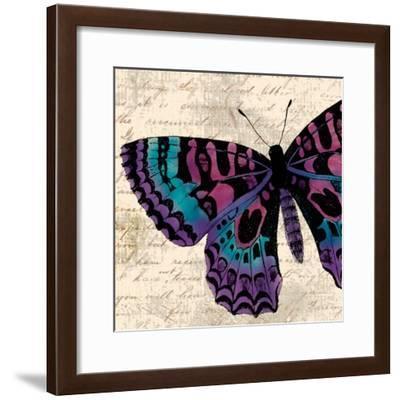 Jewel Dreams I-Elizabeth Medley-Framed Art Print