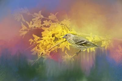 Jewel in the Garden-Jai Johnson-Giclee Print