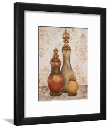 Jeweled Accents II-Tiffany Hakimipour-Framed Art Print
