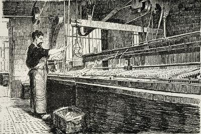 Jewelry Laboratory from Revue De L'Expo Universelle, 1889--Giclee Print