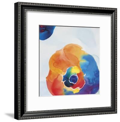 Jewels, Green-Deborah LaMotte-Framed Art Print