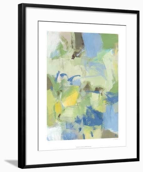 Jewels II-Christina Long-Framed Limited Edition