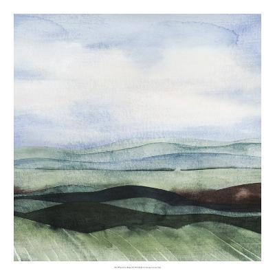 Jeweltone Ridges I-Grace Popp-Giclee Print