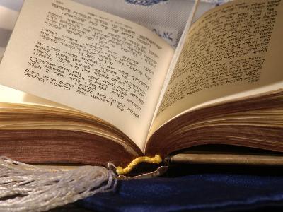 Jewish Prayerbook, Sidur-Keith Levit-Photographic Print
