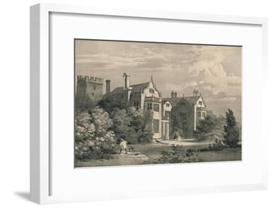 Wroxall Abbey, Warwickshire, 1915