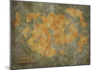 Treasure Map by jgroup