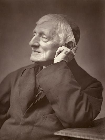JH Newman, Photo 1888--Photographic Print