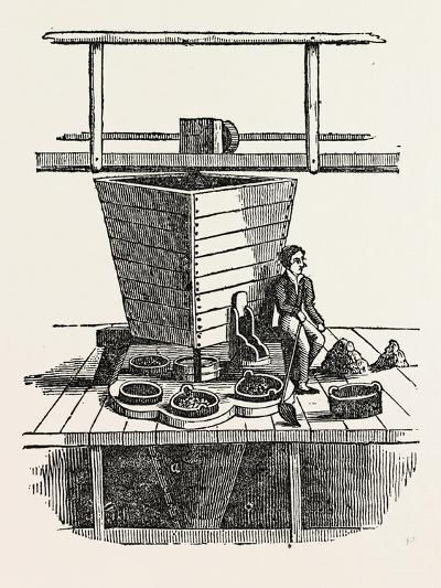 Jigging Machine. Jigging Is the Practice of Fishing with a Jig, a Type of Fishing Lure--Giclee Print