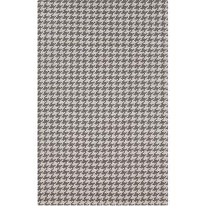 Jigsaw Area Rug - Charcoal/Light Gray 8' x 11'