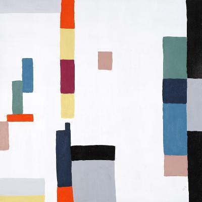 Jigsaw Piece I-Brent Abe-Giclee Print