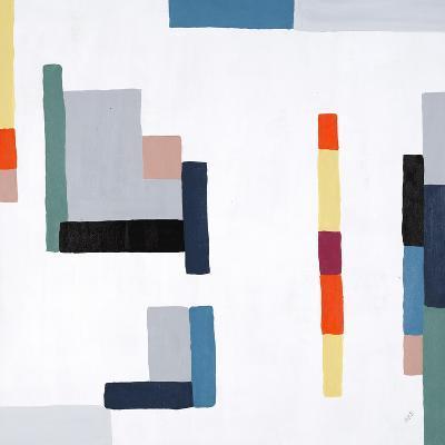 Jigsaw Piece II-Brent Abe-Giclee Print