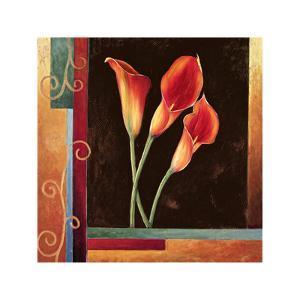 Orange Callas by Jill Deveraux