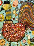 Eight Flat Hearts-Jill Mayberg-Giclee Print