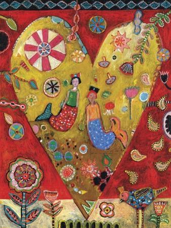 Mermaids Heart by Jill Mayberg